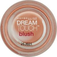 Maybelline Blush Dream Touch 01 Apricot Fair/Light Blusher Face Makeup Cream