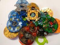 LEGO Ninjago Toupie Turntable 6 x 6 Round (bb493) Choose Color
