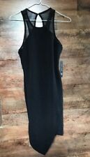 NWT As You Wish Little Black Dress Juniors Small