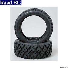 Tamiya 50476 1.9 Inch Block Soft Rally Tires (2)