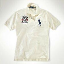 POLO Ralph Lauren Team U.S.A. Flags & Big Pony Shirt - Custom Fit Men's - Large