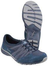 Zapatillas deportivas de mujer azul Skechers talla 37