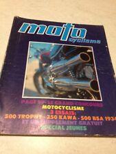 Motocyclisme 500 Triumph Trophy BSA J34 Kawasaki 250 bol d'or ... éd. 71