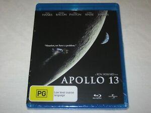 Apollo 13 - Tom Hanks - Brand New & Sealed - Region B - Blu Ray