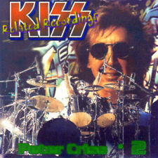 PETER CRISS *DEMOS CD-2 Union Black N Blue Cinderella Ron Keel Motley Crue KISS