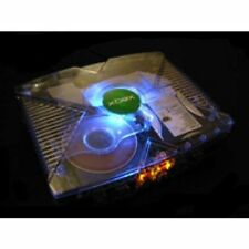 Xbox Original Kit - Crystal Clear Video Games Accessories, Clear Case, 2.2 lbs
