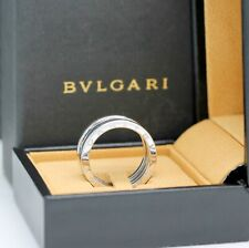 Bulgari B - Zero 1 Ring - 3 Band in 18KT Weißgold - Gr. 62 mit Bulgari Box