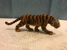 Vintage 70'S ? Flocked Tiger G Made In Hong Kong