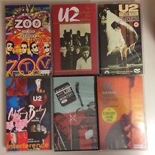 LOT 5 K7 VIDEO VHS SPECIAL U2
