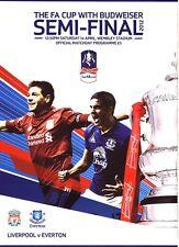 FA CUP SEMI FINAL 2012: Liverpool v Everton