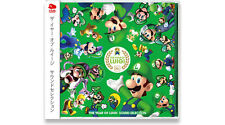 Club Nintendo The Year of LUIGI Sound Selection cd soundtrack ost NEW