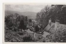 Somerset, Selworthy Green RP Postcard, A811