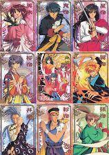 Fushigi Yuugi - Perfect Collection 1 Regular Card SET of 72 [MT] - Yugi