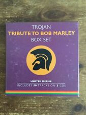 Trojan Box Set Tribute To Bob Marley Upsetters Max Romeo Reggae Ska