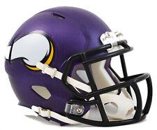 Caseys 9585599145 Vikings Replica Speed Mini Helm 2013