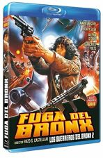 ESCAPE FROM THE BRONX (BRONX WARRIORS 2) (1983) **Blu Ray B** Mark Gregory,