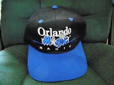 ORLANDO MAGIC Twins NBA Licensed 2-Tone CAP HAT NWOT! Snapback OSFM Smoke-free