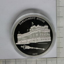 Parliament House 175th Anniversary of Melbourne Proof medal (3363153/H1)