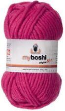 Myboshi Berretto 50g Gomitolo Uncinetto Lana/filo - colore a scelta 162 Magenta