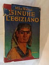 SINUHE L'EGIZIANO Mika Waltari Rizzoli 1962 Sidera quindici libri vita medico