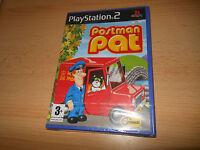 POSTMAN PAT UK PAL PS2 NEW SEALED