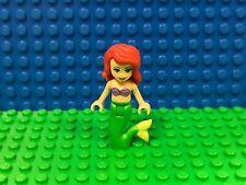 Lego Disney Minifigure Little Mermaid Ariel dp014 41063 Friends Great Condition