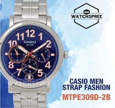 Casio Men's Standard Analog Watch MTPE309D-2B MTP-E309D-2B