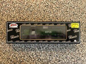 HO Atlas Gold 10003042 Alco RS3 DCC/Sound Burlington Northern 4058 NIOB