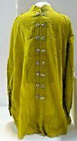 Paul Ropp Silk Cotton Men's Shirt size 4 (L) Forest 1