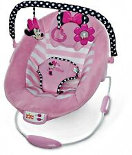 New Baby Minnie Mouse Baby Bouncer Seat