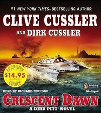 Crescent Dawn by Clive Cussler (CD-Audio, 2013)