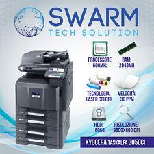 Fotocopiatrice Multifunzione KYOCERA TASKalfa 3050ci Colore Formato A3/A4 250ci
