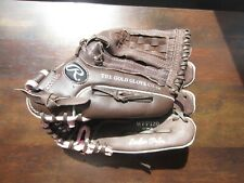 "Rawlings Wfp120 Girls 12"" Fast Pitch Softball Glove Right Hand Throw Brown/Pink"