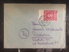 1944 Berlin Germany Cover To Raduhn #b271 Stamp