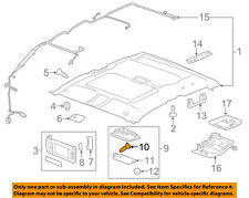 GM OEM Overhead Roof Console-Light Bulb 9431809