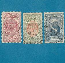 Ethiopie, 1909 - livraison gratuite dès 5 lots en achat groupé
