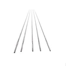 Bacchette Titanio 5 pz Saldatura TIG grado 2 Diametro 1,6 e 2,4 mm lunghezza 1mt