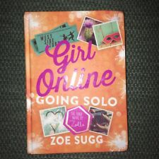 Girl Online: Going Solo by Sugg, Zoe (Zoella) Book The Cheap Fast Free Post