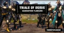 DESTINY 2 - Trials Of Osiris 3x Flawless [ALL PLATFORMS]