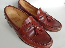 Allen Edmonds Maxfield Tassel Loafers ($275) Men's Shoes Size 9 D