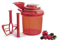 Tupperware extra chef rouge dx