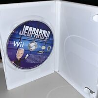 Jeopardy (Nintendo Wii, 2010) Disc Only