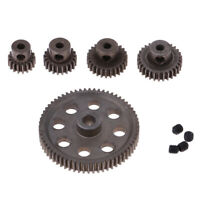 Steel Reduction Gear 94T with Motor Pinion 29/26/21/17T for HSP 1/10 RC Car