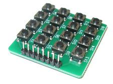 Keypad Microtaster Matrix Arduino AVR 8pin