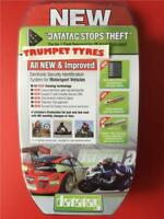 Datatag Motorcycle OFF Road MX Trackday Race Anti theft Security Kit Thatcham