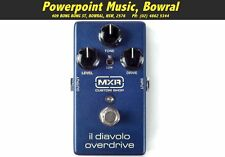 MXR CSP036 iL Diavolo Overdrive Pedal Limited edition Brand New + Free Shipping!