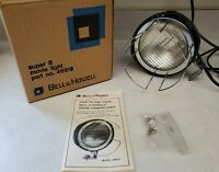 Vintage Bell & Howell Super 8 Movie Camera Light 46919 - Box & Instructions