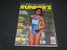 1988 AUGUST RUNNER'S WORLD MAGAZINE - MARY SLANEY - SP 6192