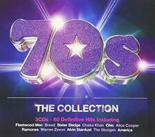 Collection 70s (2012, Rhino) | 3 CD | Doobie Brothers, Alvin Stardust, Sister...