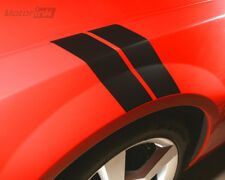 2010 2011 2012 2013 Chevy Camaro Fender LeMans Hash Side Stripes SS LS RS Decals